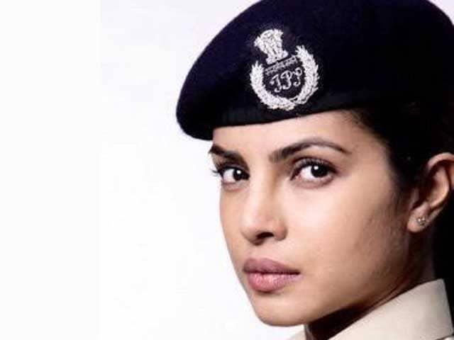 First Look: Priyanka Chopra as a Cop in Gangaajal 2