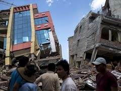Nepal Bars UK Aid Helicopters, May Damage Buildings When Landing