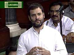 PM Guilty of 'Politics of Revenge' for Amethi, Charges Rahul Gandhi