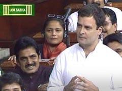 'सूट-बूट की सरकार' पर राहुल गांधी का फिर वार, अब तो दिनदहाड़े आते हैं चोर