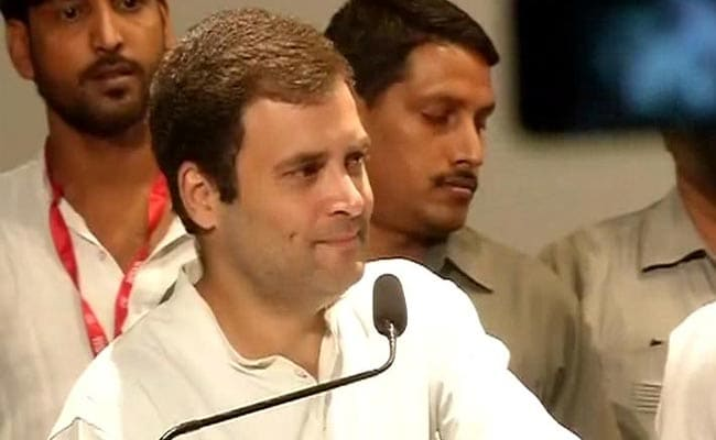 'BJP Wants to Run India Like an RSS Shakha': Rahul Gandhi's Latest Attack