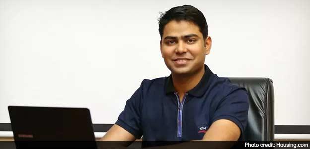 Housing.com CEO Rahul Yadav Gives Away His Entire Stake to Employees