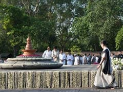 Rajiv Gandhi Remembered on 24th Death Anniversary, Leaders Pay Homage at His Memorial