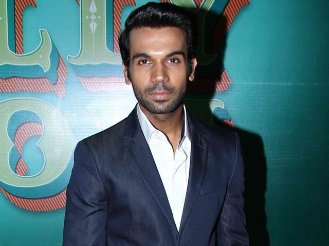 Rajkummar Rao Wraps up Shoot For Shimla Mirchi