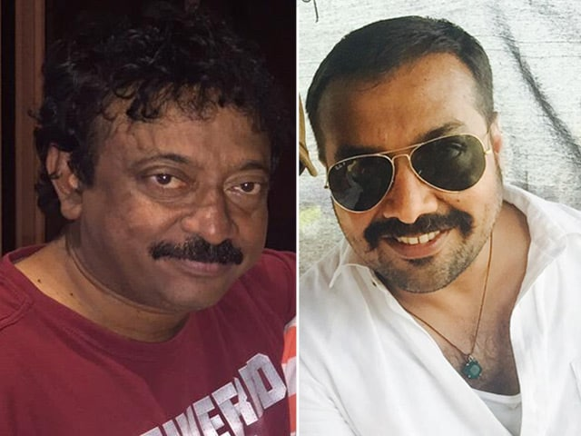 'Put That Vodka Aside and Sleep': Anurag Kashyap's Tweet Exchange With Ram Gopal Varma