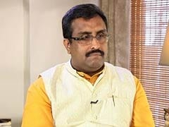 China-India Can Together Influence New World Order: BJP's Ram Madhav