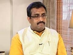 सुधारात्मक कदम उठाएगी बीजेपी, बिहार चुनाव परिणाम पर राम माधव