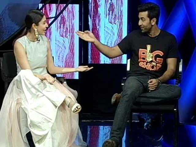 The One Thing Ranbir Kapoor Hates (and Likes) About Anushka Sharma