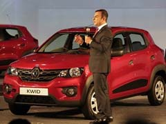 Renault Seeks to Conquer India With New Budget Car Kwid