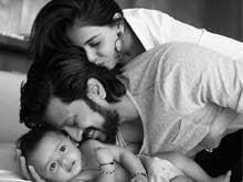 Meet Genelia and Riteish Deshmukh's Little Son Riaan