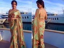 Cannes Fashion: Slow Clap For Richa Chadha in Sabyasachi