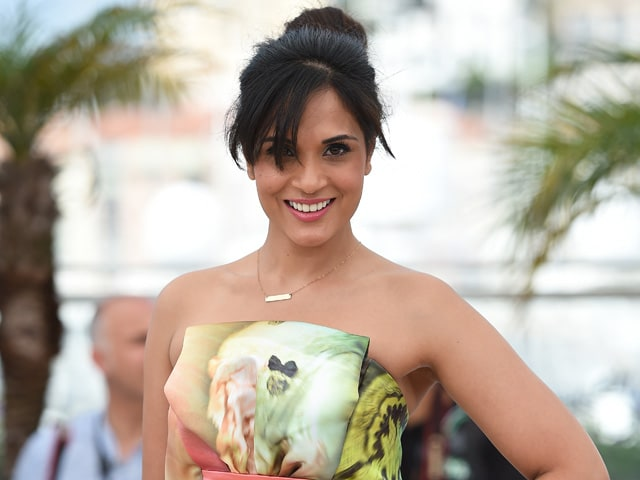 Cannes 2015: Standing Ovation For Masaan Makes Richa Chadha Teary