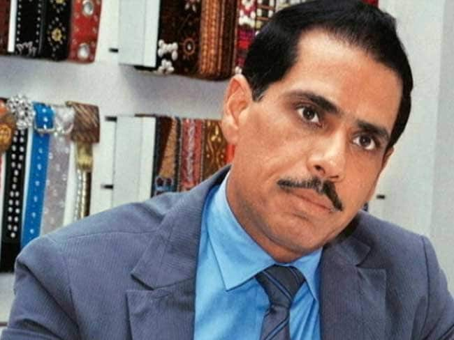 Robert Vadra May be Questioned Next Year On Haryana Land Deals: Sources