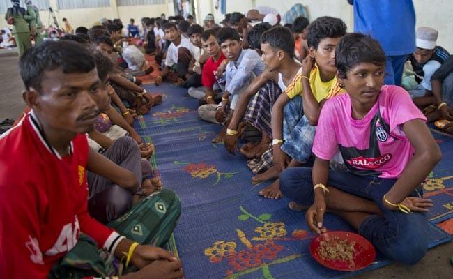 Children Among Hundreds Of Rohingya Detained In Myanmar Crackdown