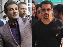 Salman Khan Tells Twitter Fans to Follow '<i>Aapke Hero Ka Hero</i>,' Sylvester Stallone