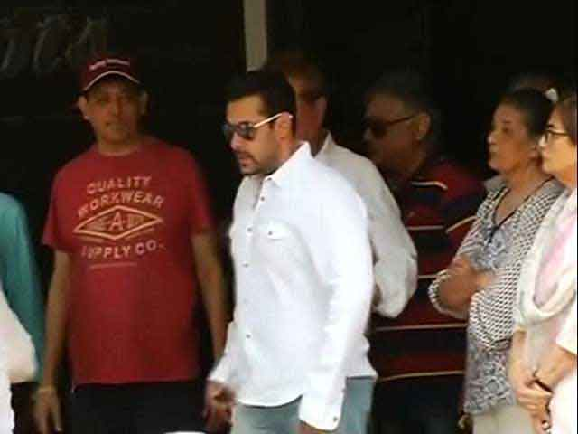 Actor Salman Khan Sentenced to 5 Years in Hit-and-Run Case