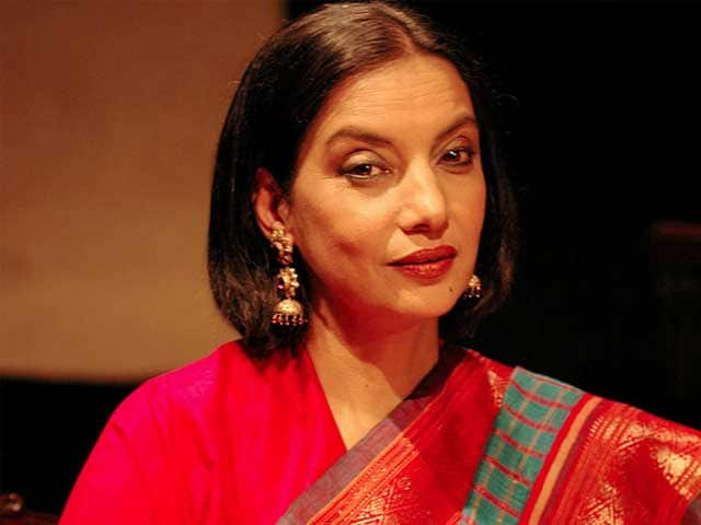 Cannes 2015: Shabana Azmi 'Shocked' by Reported Ban on Flats