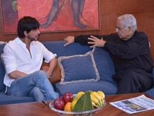 Shah Rukh Khan Tells Mufti Mohd Sayeed he Wants to Shoot in Kashmir Again