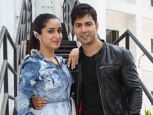 Shraddha Kapoor: Tough to Match Varun Dhawan's Level of Dance in <I>ABCD2</I>