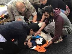 न्यूजीलैंड : घायल लड़के के सिर में अपनी पगड़ी खोल कर पट्टी बांधने वाले सिख को उपहार