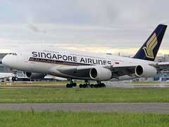 Singapore Airlines Plane Makes Emergency Landing In Delhi After Glitch