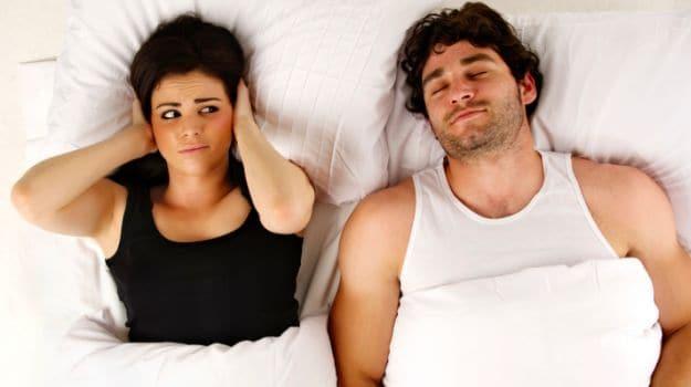 5 Natural Ways to Stop Snoring