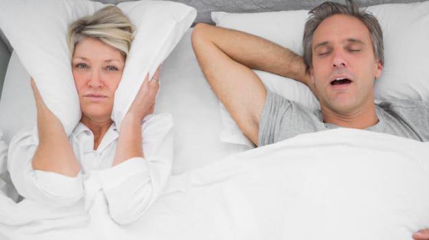 snoring
