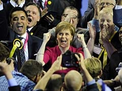 'Lion Roars' as Scottish Nationalists Score Historic Wins