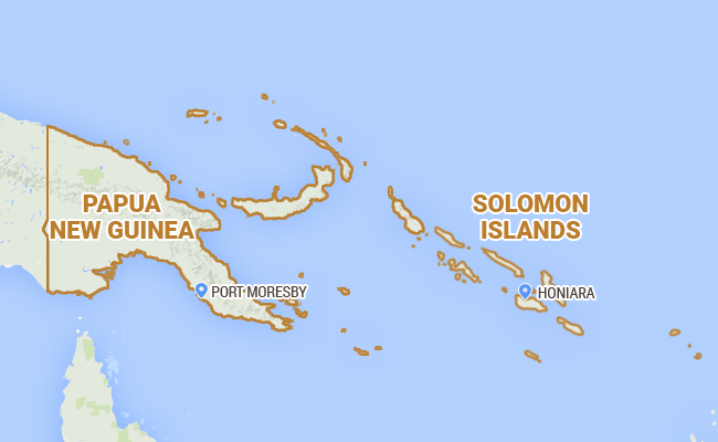 Magnitude 6.6 Earthquake Hits Solomon Islands in the Pacific: US Geological Survey