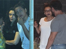 After Salman Verdict, Sonakshi, Rani and Preity Rush to Khan Residence