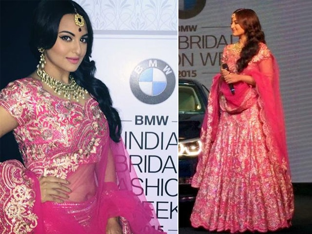 Sonakshi Sinha Would be a 'Runaway Bride.' On One Condition