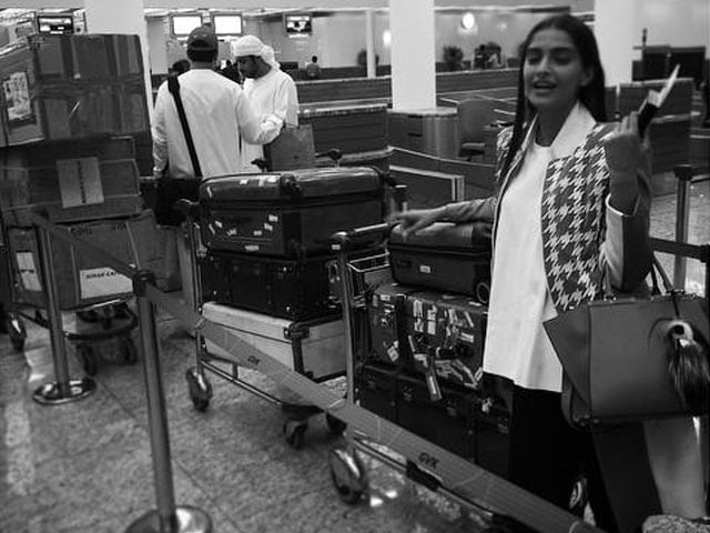 Cannes Film Festival: Sonam Kapoor Takes Off For the Croisette