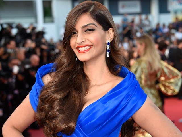Sonam Kapoor on 5 Years at Cannes: Everything is Getting More Glamorous