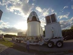 Lettuce, Parking Gear Aboard SpaceX Ship for Sunday Launch