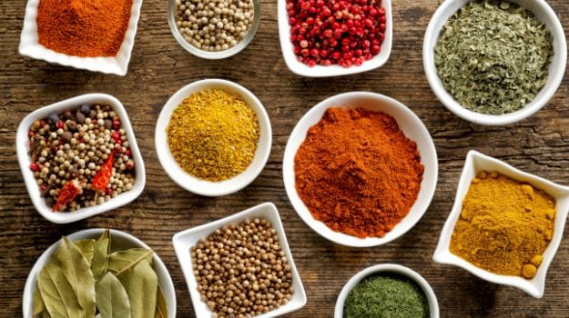 6 Spices That'll Keep You Cool on a Hot Day