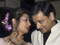 Shashi Tharoor Appears In Court In Sunanda Pushkar Death Case