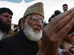 Kashmiri Separatist Geelani Sends Secret Letter to Nawaz Sharif