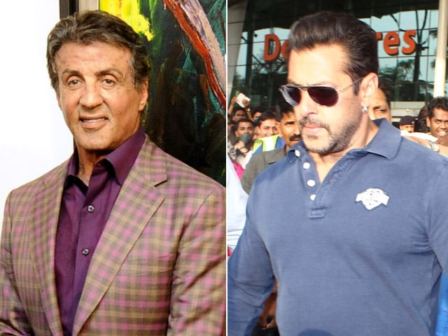Sylvester Stallone Thanks Salman for Compliment, Says 'Maybe Let's Do New Expendables Together'