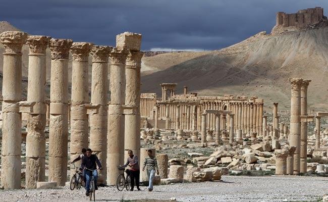 Islamic State Advances on Syria's Historic Palmyra