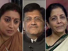 3 Union Ministers in Twitter 'Talkathon' Today on Modi Government's One Year in Office