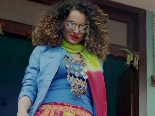Kangana Ranaut's Tanu Weds Manu Returns Crosses Rs 100 Cr Mark in a Week