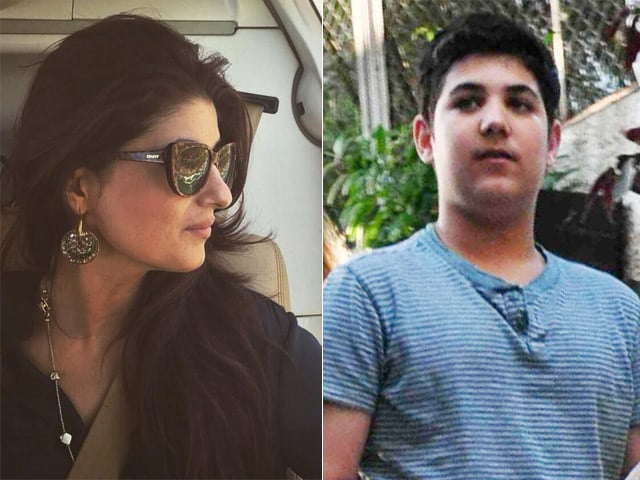 Dear Superwoman, 'Supermom' Twinkle Khanna Has a Complaint About Son Aarav