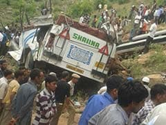 24 Killed, 49 Injured as Bus Falls Into Gorge in Jammu and Kashmir