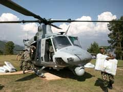 Funds Shortage may end UN Chopper aid to Quake-Hit Nepal