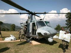 Bad Weather Caused Helicopter Crash in Nepal: US Marines