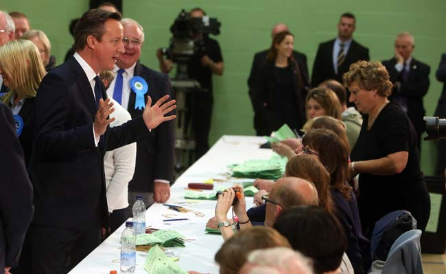 Tough Times Ahead Even if David Cameron Wins UK Vote: Experts