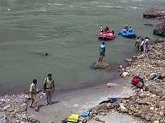 Uttar Pradesh Cabinet Minister's Daughter Feared Drowned in Ganga