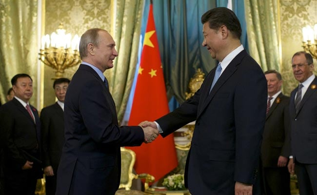 Xi Jinping, Vladimir Putin Agree To 'Appropriately Deal' With North Korea Nuclear Test: Report