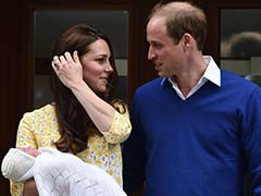 UK Royal Baby's Father Lists Occupation as 'Prince of United Kingdom'