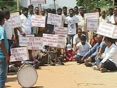 Protests in Bengaluru to Save Yamlur Lake, Where Flames Erupted
